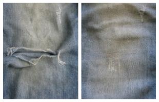 衣類の修理・リフォームのイメージ