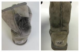靴の修理・磨き・リカラーのイメージ